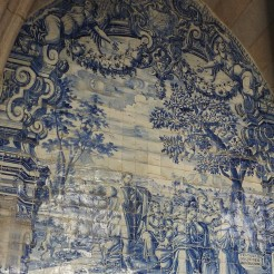 Cathedral azulejos