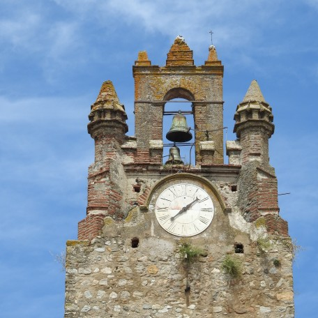 Serpa's clock tower