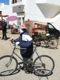 Push bikes and motorbikes