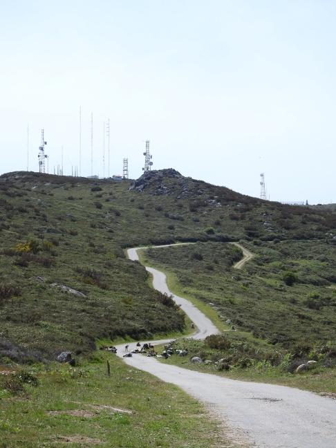 Return to the summit