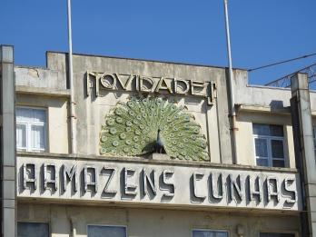 Always look up when in Porto