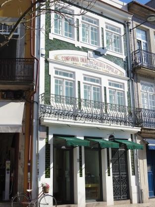 Porto's buildings are art