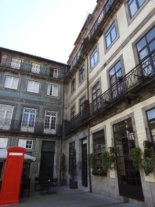 Porto corner