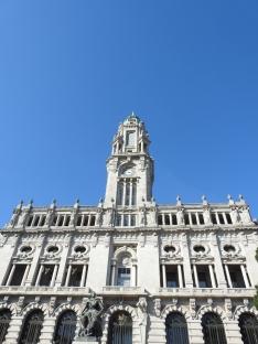 Porto's townhall