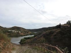 Returning to the Guadiana