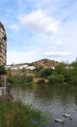 Beside the Torre do Rio