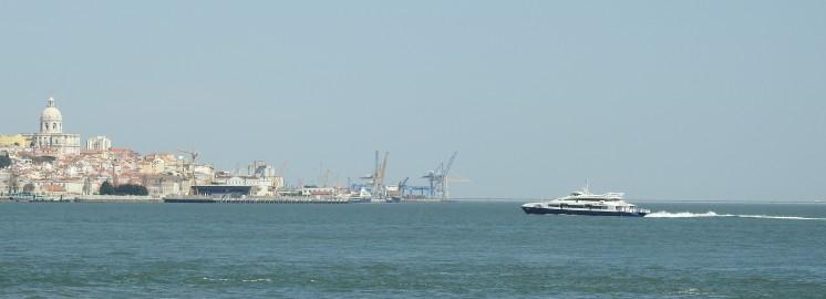 Posh ferry!