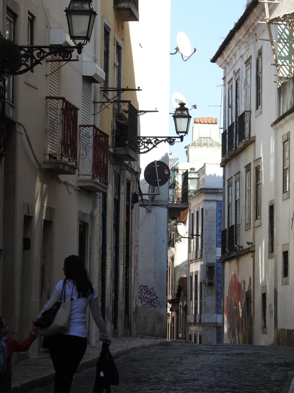 Exploring Lisboa