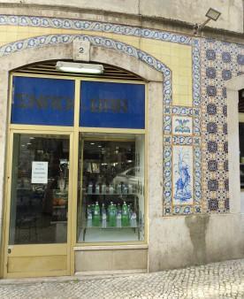 Azulejos buildings