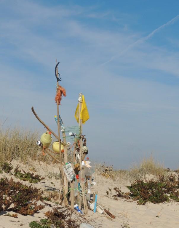 Beachcombing Art