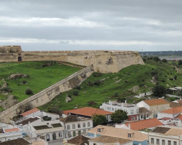 Sao Sebastiao fort, Castro Marim
