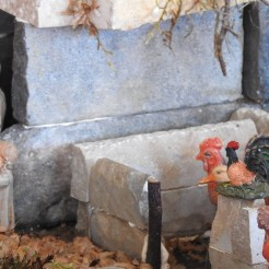 Chickens are big in Portugal