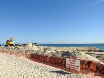 Big sandcastles!