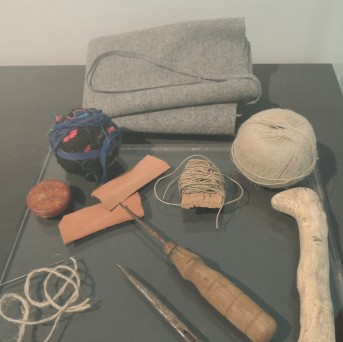 Tools of the slipper trade