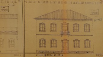 Note original design of windows