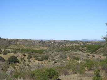 Views to Spain