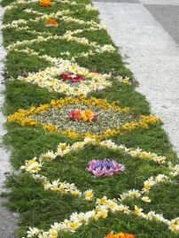 Easter carpets
