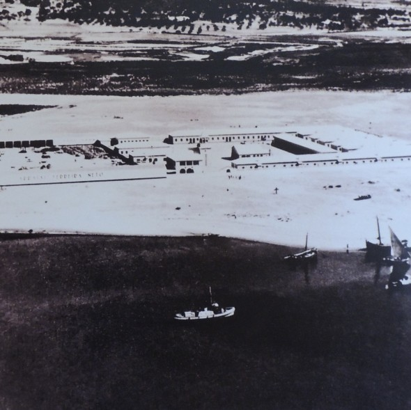 Village during its years of operation