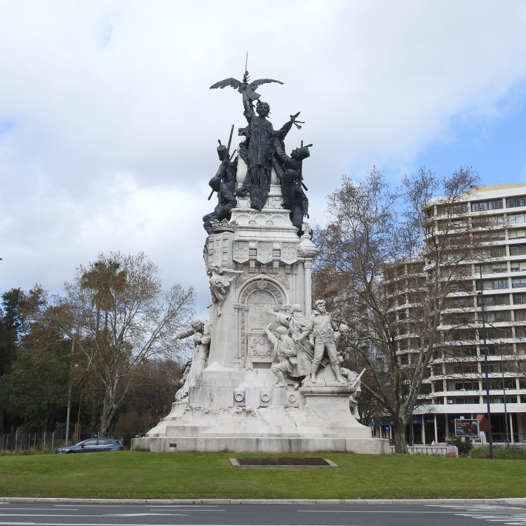 Monument to the Heroes of the Peninsular War
