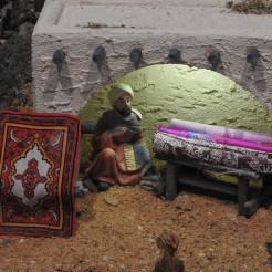 Selling carpets