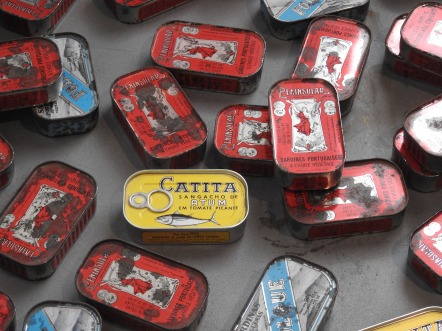 Designs on the tins