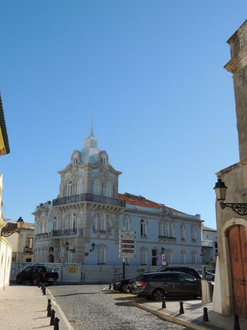 Palace in Faro