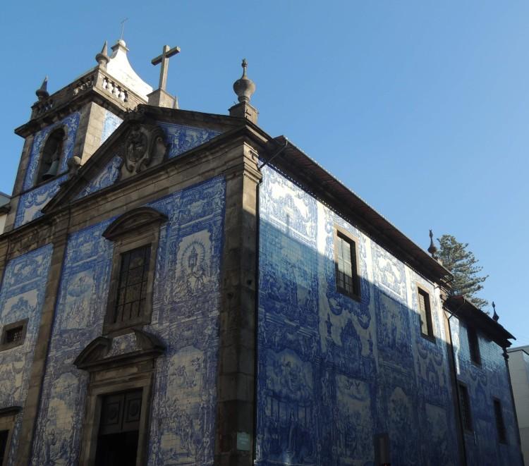 Capela das Almas de Santa Caterina.