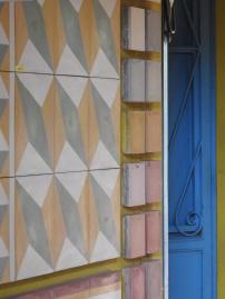Tiles everywhere!