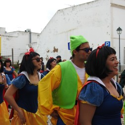 Multiple Snow Whites