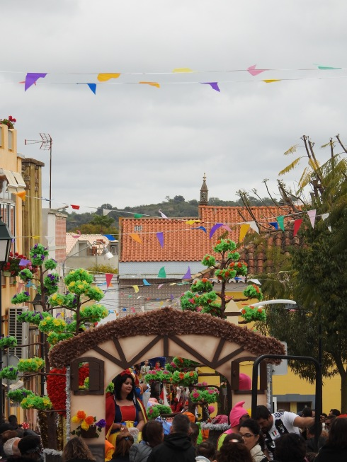 Carnaval in Moncarapacho