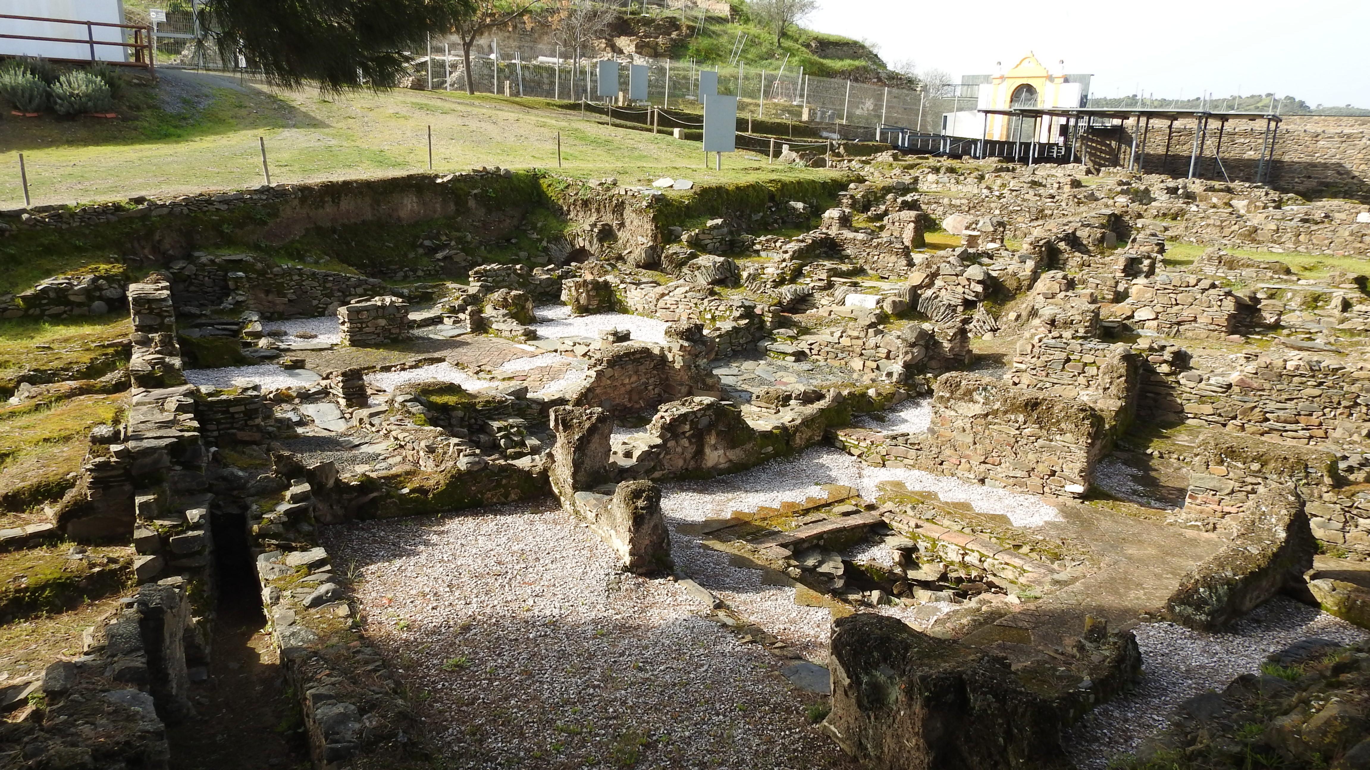 The Alcáçova of Mértola