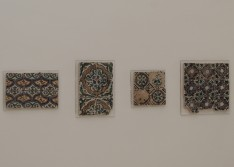 16th century tiles