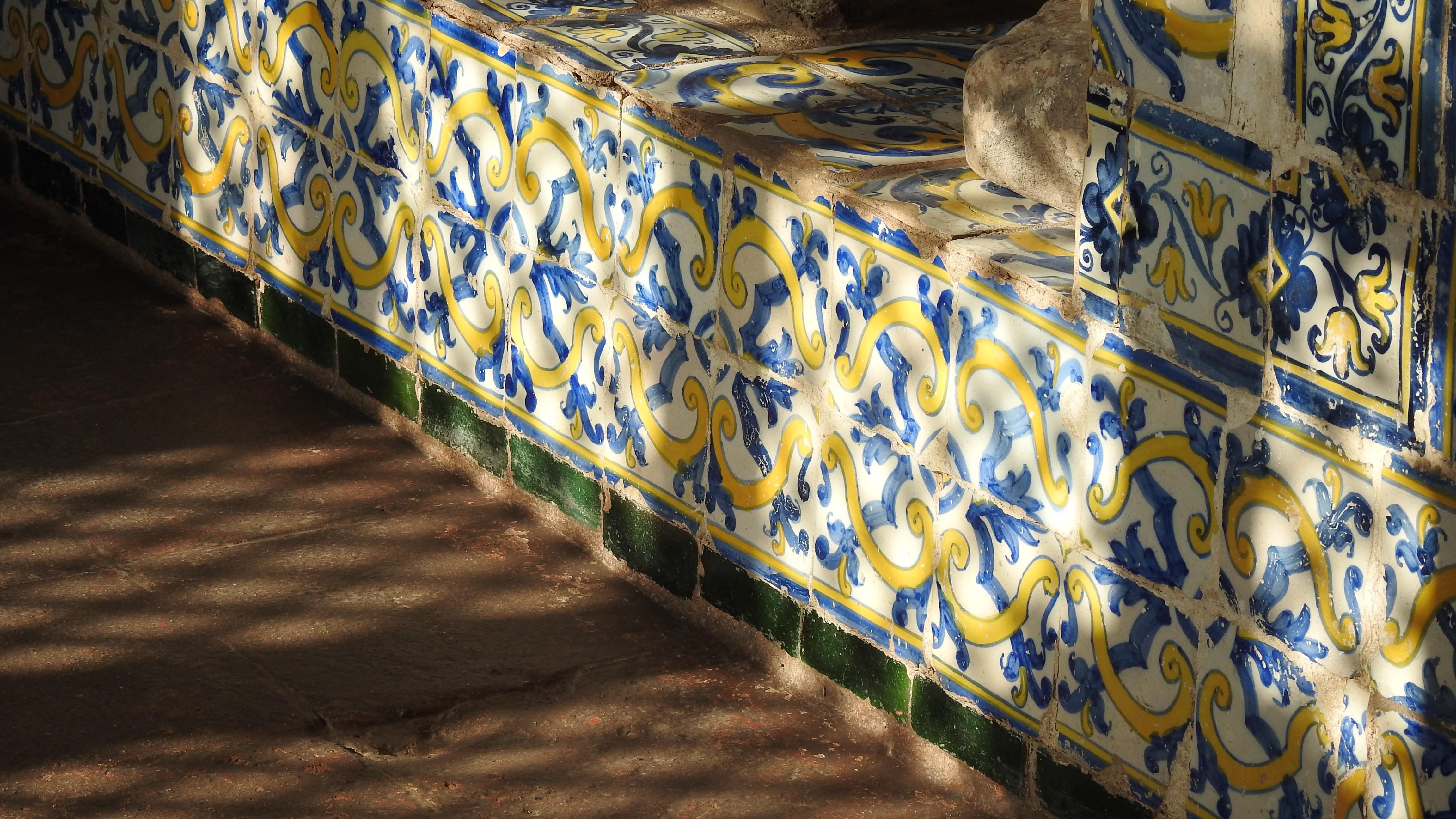 Convento de Nossa Senhora da Conceição's extraordinary azulejos