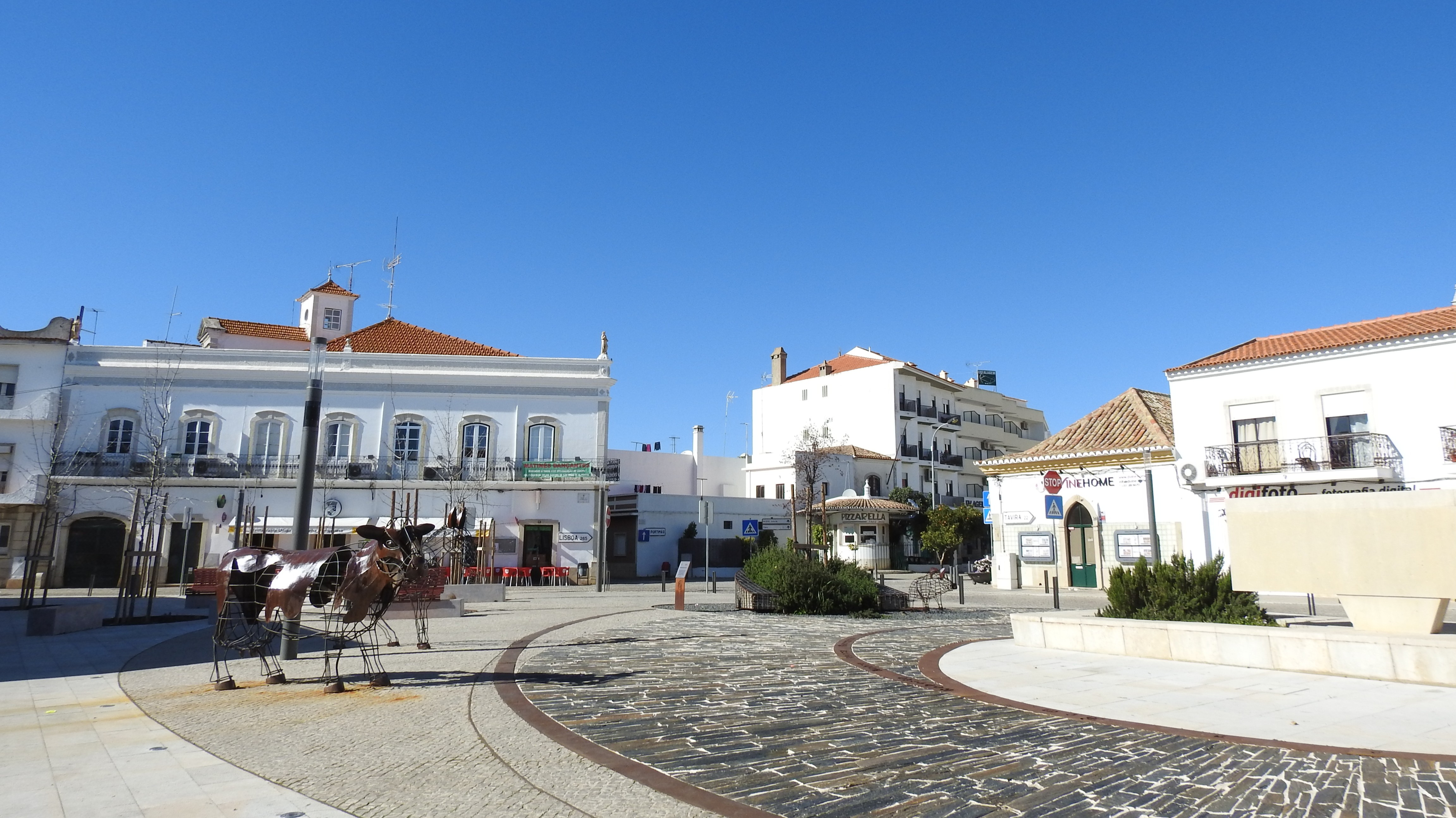 A stroll around São Brás de Alportel