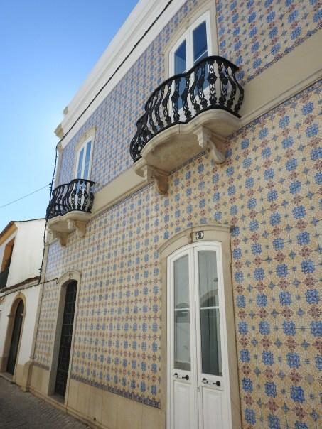 Tiled decoration