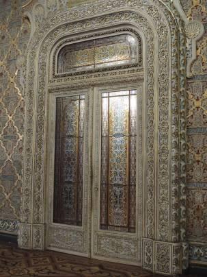 The door we entered through